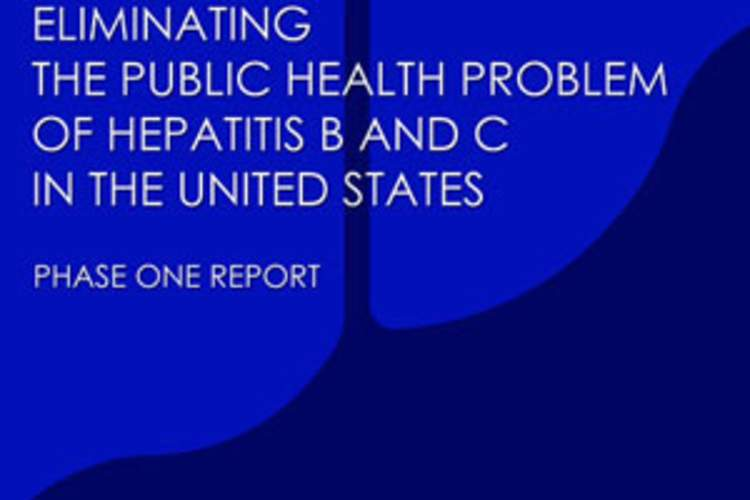 Report Concludes Elimination of Hepatitis B and C in U.S. Feasible Img