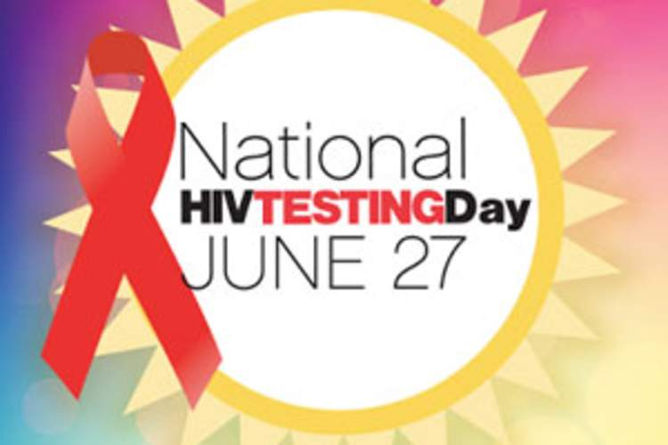 CDC Statement on National HIV Testing Day Img