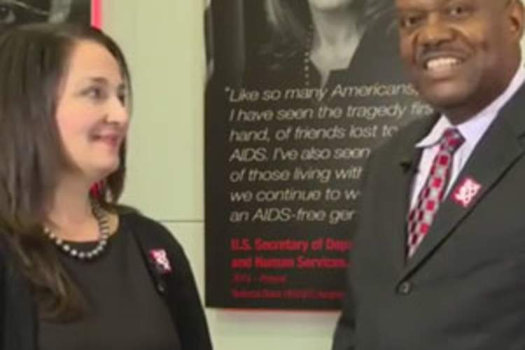 CDC's Drs. Hader and McCray Discuss Developments From AIDS 2016 Img