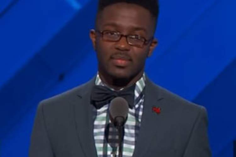 Black Gay Man Takes Center Stage at DNC to Talk About HIV Img