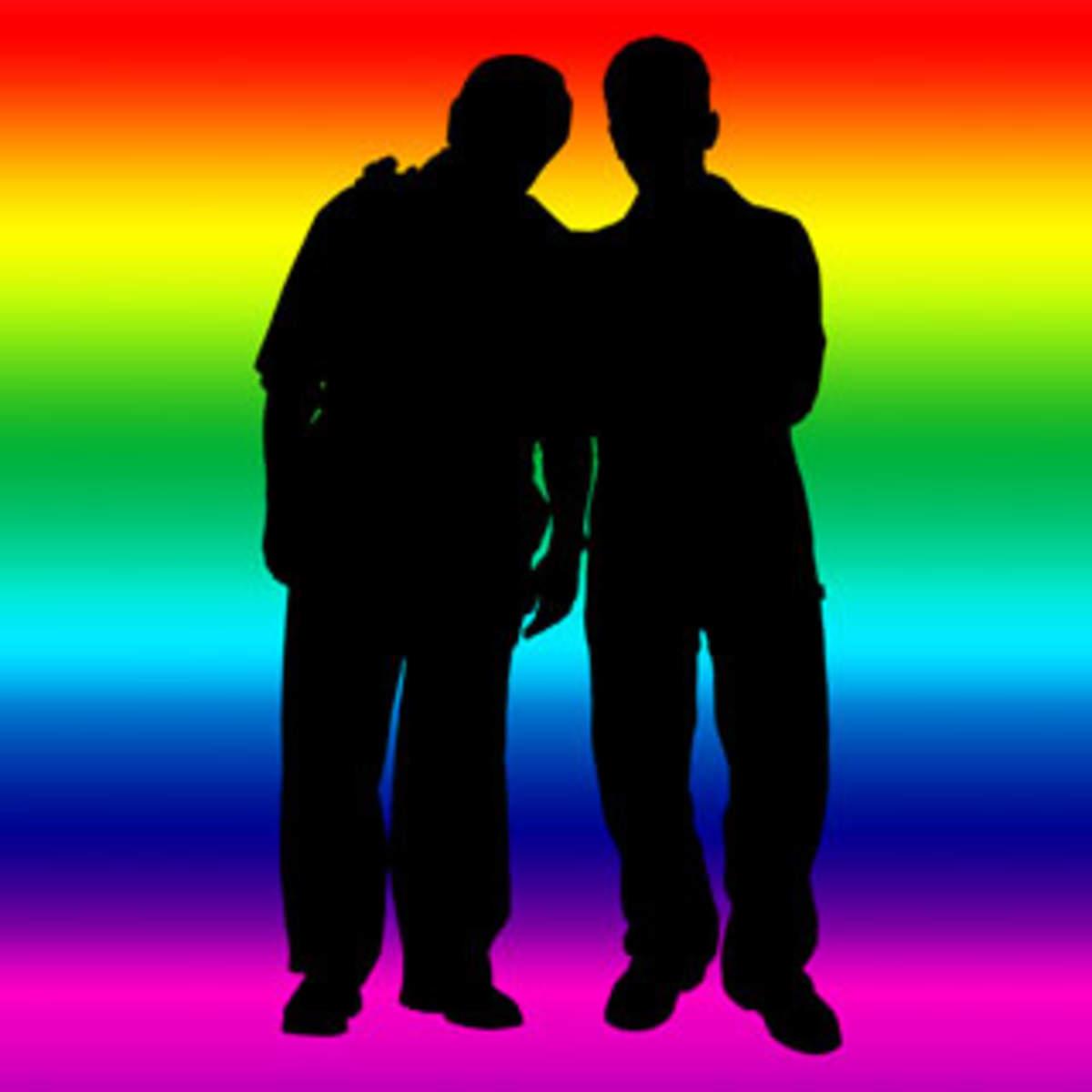 Advocate behavior determinant gay high man risk sexual study