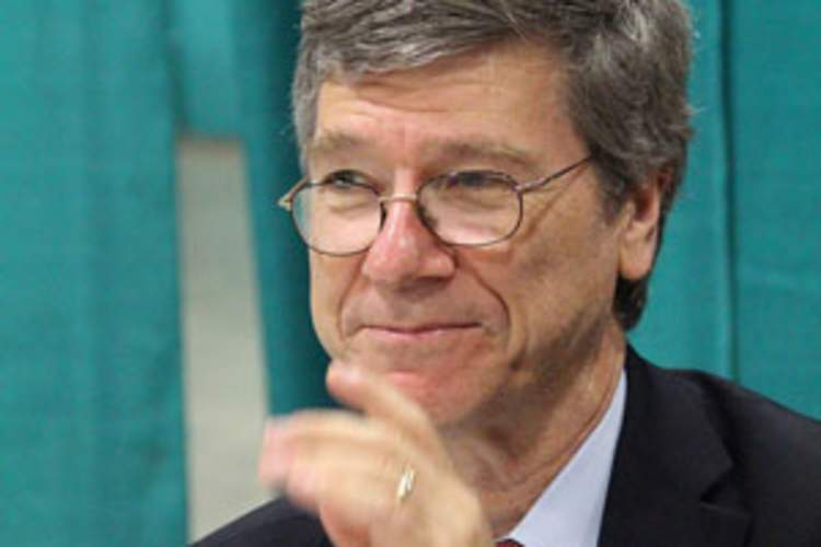 Money, Drugs and Labor: Economist Jeffrey Sachs' Solution to Ending the HIV/AIDS Crisis Img