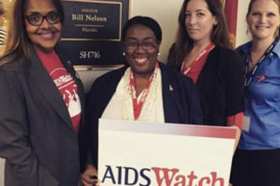 A First-Time Peek From the Hill at AIDSWatch 2017 Img