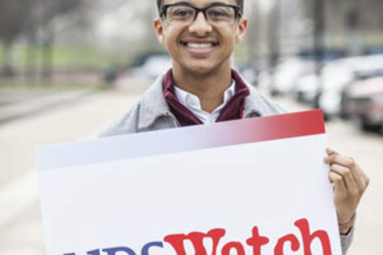 Youth Advocate Spotlight: Zamora Fellow Ryan McElhose Img
