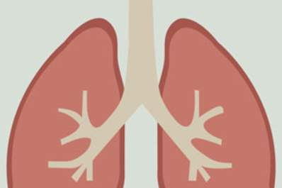Big 3 Lung Cancer Risk Factors With HIV: Smoking, Low CD4s, Lung Infection Img