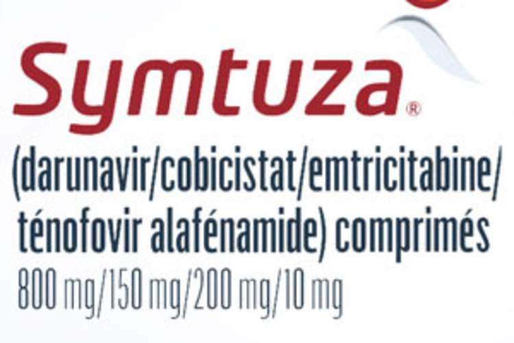 Symtuza: FDA Approves New Fixed-Dose Combination for Treatment of HIV Img
