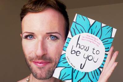 Non-Binary Sensation Jeffrey Marsh Wants You to Love You Img