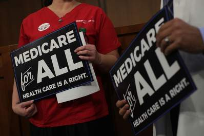 "What You Should Know About the House of Representatives' New ""Medicare for All"" Bill Img"