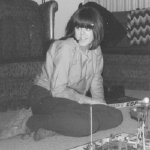 Loreen playing the board game Mousetrap at her best friend's house outside Los Angeles. The photo was taken in 1968, when Loreen was 14 years old. Forty years later, her then-best friend became her partner. They live together in southern California.