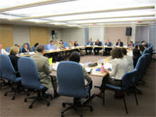 HHS National HIV/AIDS Strategy Implementation Group meeting