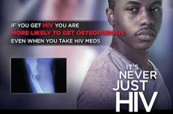 NYC Health Department Takes Grisly HIV Campaign to the Subway