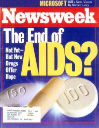 Newsweek: The End of AIDS?