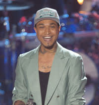 Jamar Rogers. Credit: NBC -- The Voice.