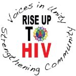 Rise Up To HIV logo