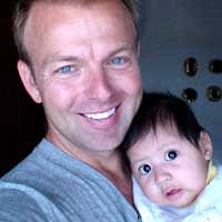 Greg Guelda and Ruby
