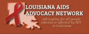 Louisiana AIDS Advocacy Network logo