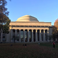 Rod McCullom snapped a shot at MIT, where he's a Knight Science Journalism fellow.