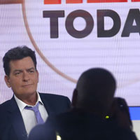 We don't know Charlie Sheen's specific medical details. But HIV treatment is effective at reducing transmission. (Credit: Mike Segar/Reuters)
