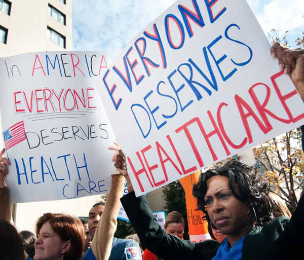 A Right to Equal Care: Health Inequalities Among People of Color