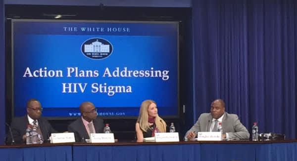 White House Meeting on HIV Stigma: Research for a Robust Response