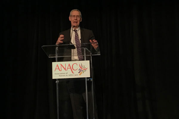 Carl Dieffenbach, Ph.D., director of the Division of AIDS at the National Institutes of Health (NIH) said the next few years are going to require an organized, concerted effort