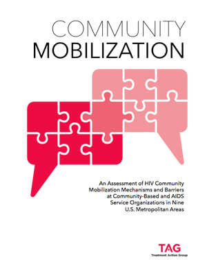 Community Mobilization cover