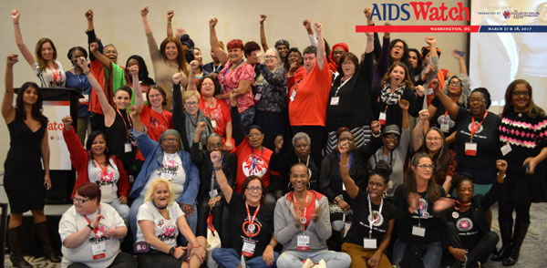 AIDSWatch Group Photo