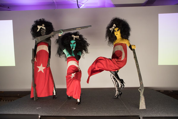 Kembra Pfahler and the Girls of Karen Black