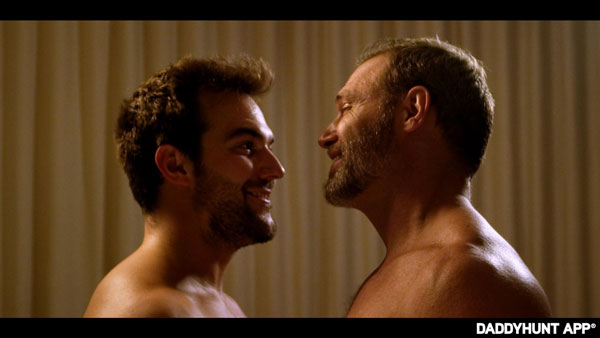 Daddyhunt: The Serial cast