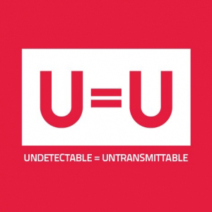 Undetectable = Untransmittable
