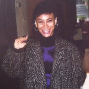 Lewis in Cambridge, Massachusetts, in 1987, around the time she discovered Hay's healing words