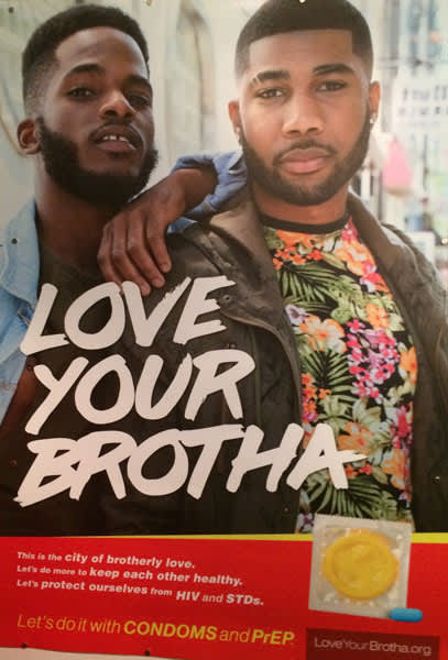 Love Your Brotha poster