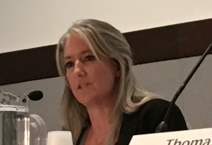 Mary Kearney at CROI 2018 press conference