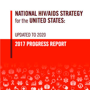 2017 National HIV/AIDS Strategy Progress Report