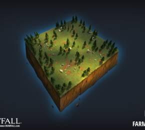 Farm-Parzelle Rang 1