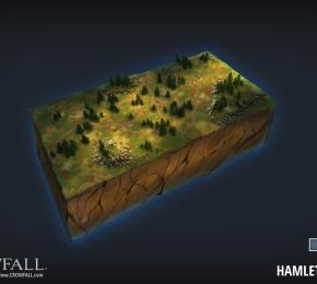 Parcel Hamlet Rank 1