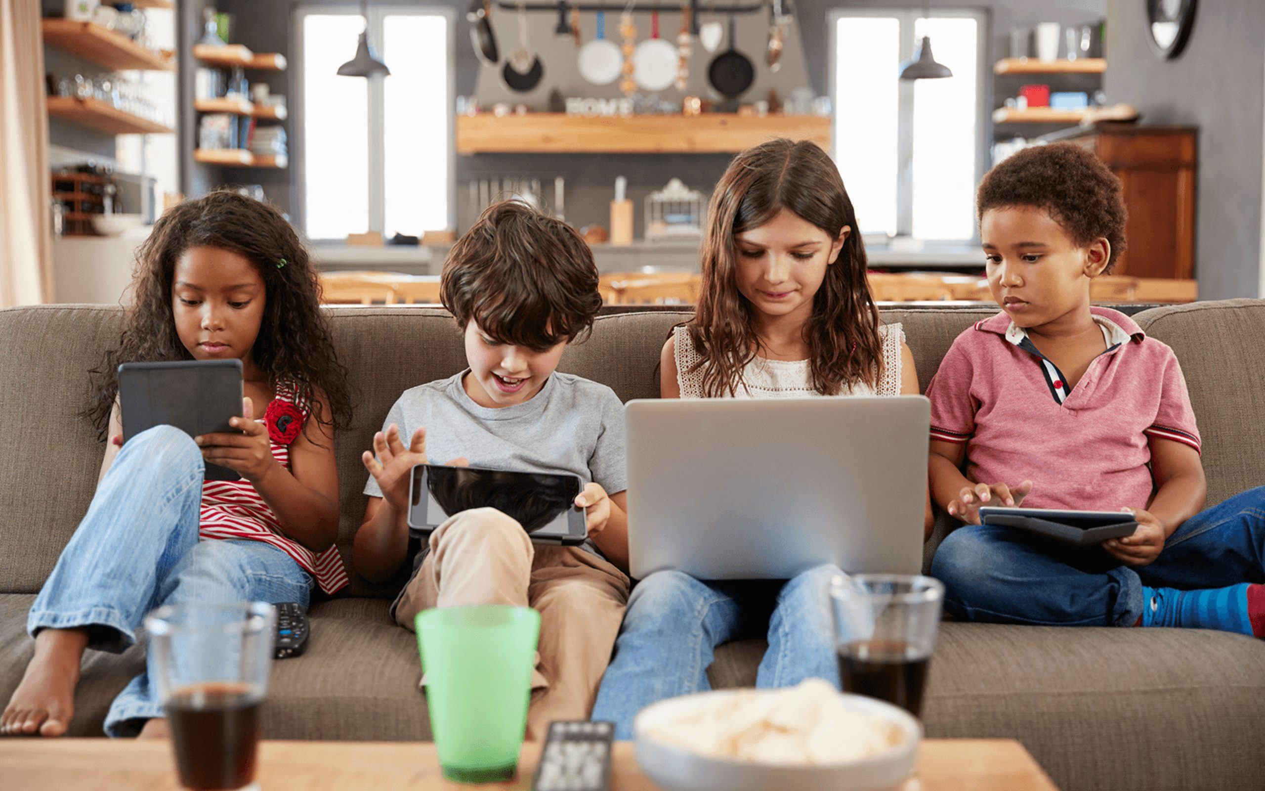 Screen Time Guidelines vs. Reality: How Much Time Are Kids Actually Spending With Screens?