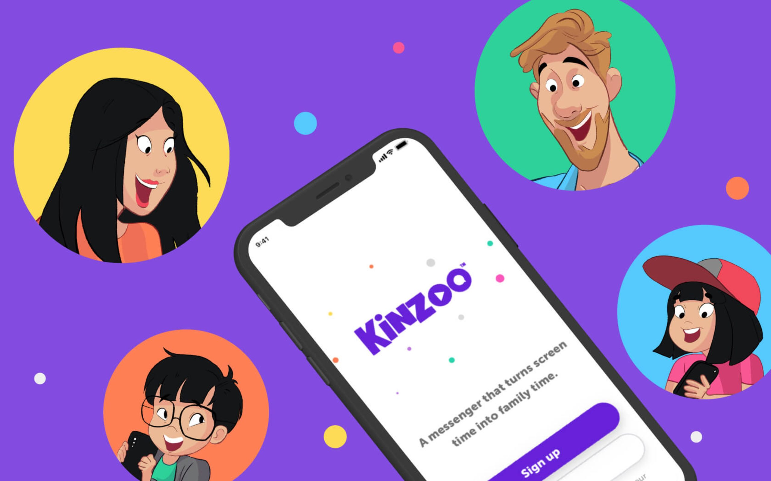 Introducing Kinzoo: A New App that Turns Screen Time into Family Time