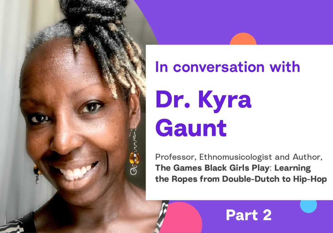 YouTube Algorithms and Violence Against Girls: Insights from Dr. Kyra Gaunt