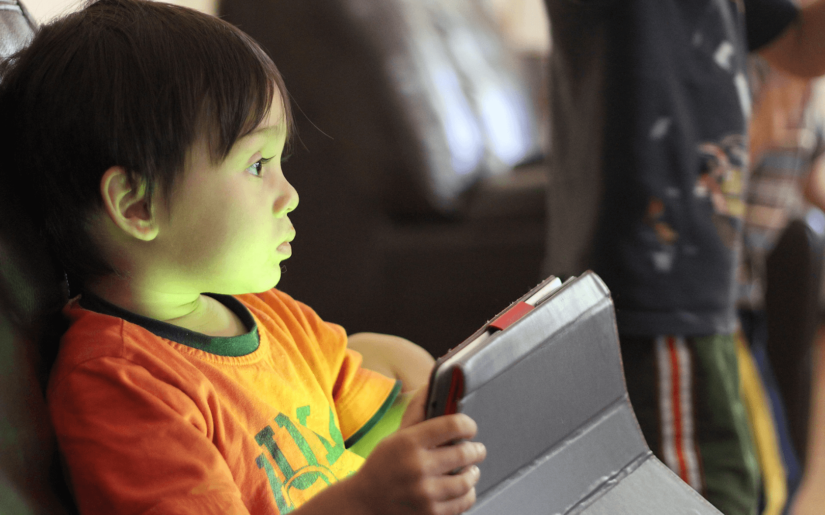 Parental Guidance Suggested: What to Do When Your Kid Sees Inappropriate Content Online
