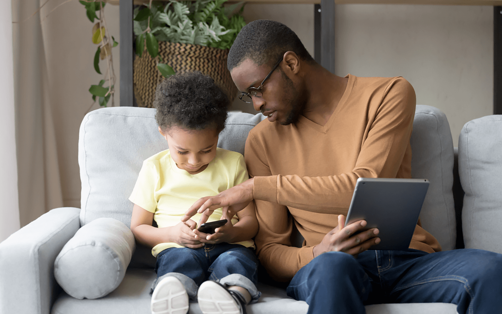 What I Learned from Dr. Chip Donohue's Report on Kids and Screen Time