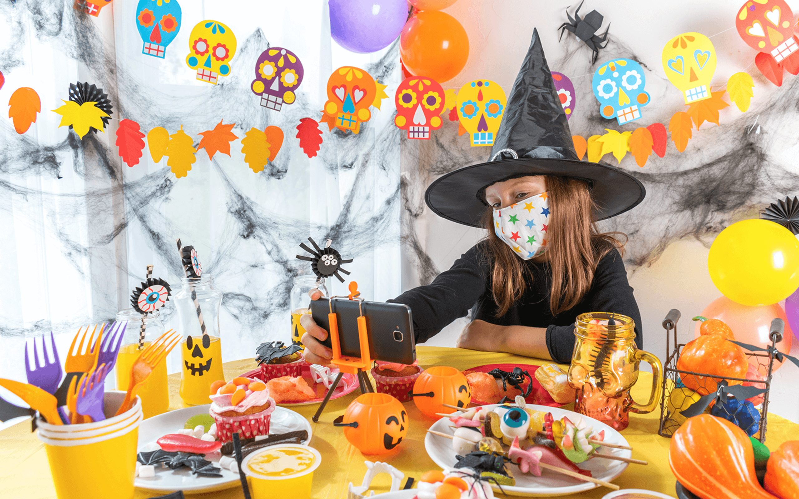 10 Spooky-but-safe Ways to Celebrate Halloween During COVID