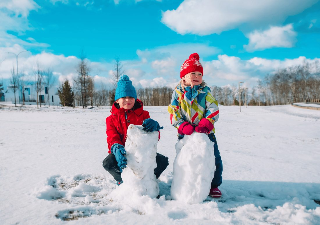 Safe and Fun Things to Do with Kids This Winter