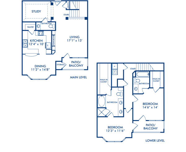 Peachtree- Townhome