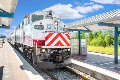 Nearby trinity railway express access