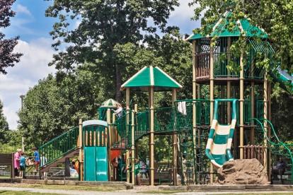 Playground at William Davie Park