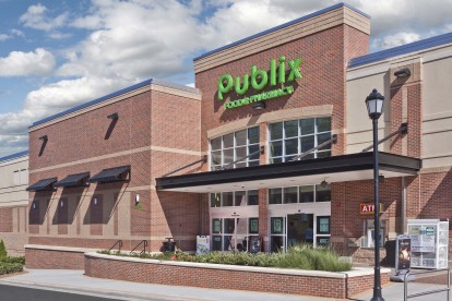 Publix located next to community