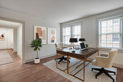 Space to work from home