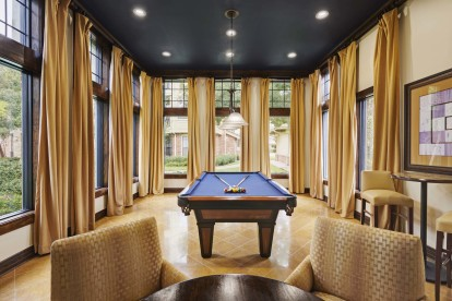Clubhouse billiards