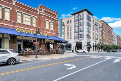 Coastal Flats restaurant in Downtown Crown
